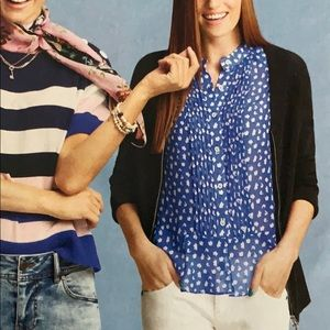 Cabi Electric blouse